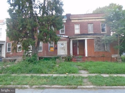 3602 Oakmont Avenue, Baltimore, MD 21215 - #: 1002244332