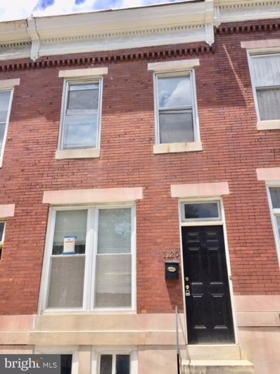 1120 Whitelock Street, Baltimore, MD 21217 - #: 1002244354