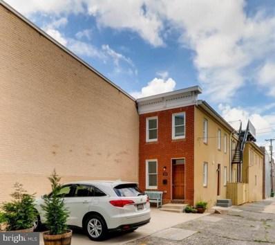 204 Collington Avenue S, Baltimore, MD 21231 - MLS#: 1002244410