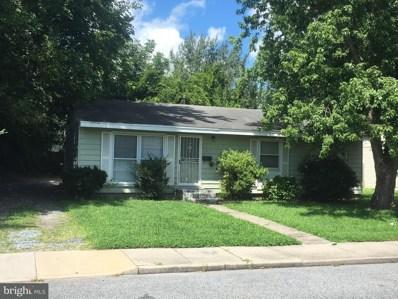 614 Priscilla Street, Salisbury, MD 21804 - MLS#: 1002244550