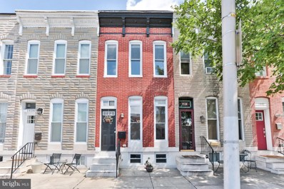 1436 Fort Avenue, Baltimore, MD 21230 - #: 1002244882
