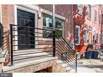 863 N Uber Street UNIT B, Philadelphia, PA 19130 - MLS#: 1002244924