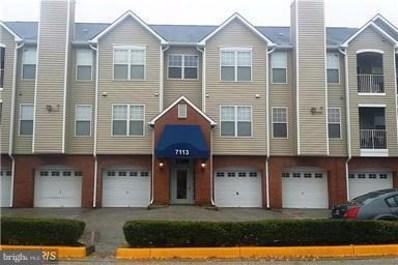 7113 Sandown Circle UNIT 203, Baltimore, MD 21244 - MLS#: 1002250627