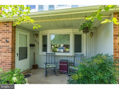 265 Hyacinth Court, Quakertown, PA 18951 - MLS#: 1002250846