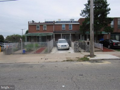 4802 Parrish Street, Philadelphia, PA 19139 - MLS#: 1002250860