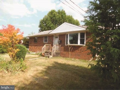 242 Morton Avenue, Paulsboro, NJ 08066 - MLS#: 1002250886