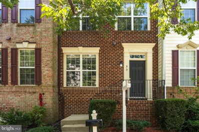 50 Golden Ash Way, Gaithersburg, MD 20878 - MLS#: 1002250962