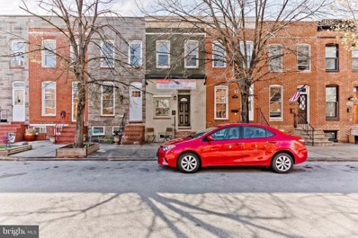 1434 Andre Street, Baltimore, MD 21230 - MLS#: 1002251036