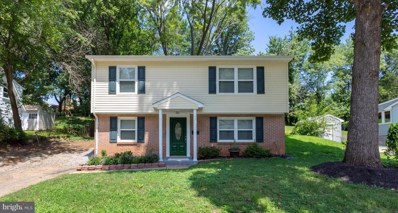 4506 Edinburg Drive, Woodbridge, VA 22193 - #: 1002251094
