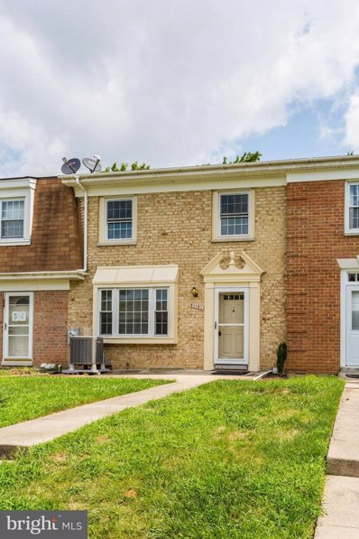 9110 Tumbleweed Run UNIT L, Laurel, MD 20723 - MLS#: 1002251284