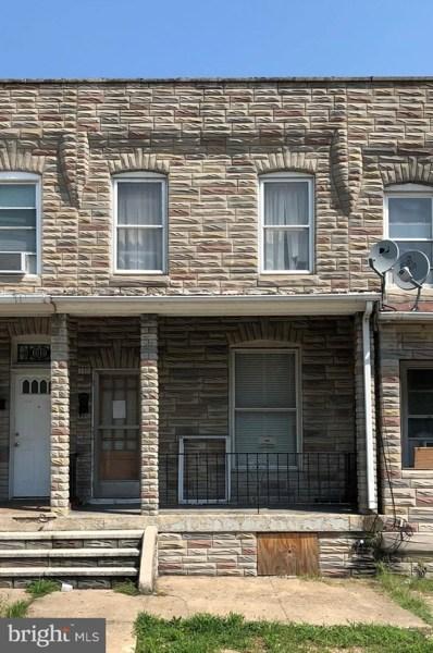 1612 Hazel Street, Baltimore, MD 21226 - MLS#: 1002251424