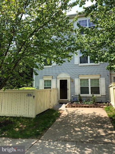 1001 Robin Hill Terrace, Frederick, MD 21702 - MLS#: 1002251834