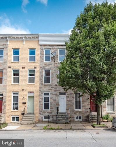 1010 Pratt Street, Baltimore, MD 21223 - MLS#: 1002252006