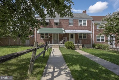 720 Eastshire Drive, Baltimore, MD 21228 - MLS#: 1002252706