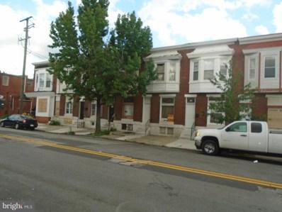629 Lakewood Avenue, Baltimore, MD 21205 - MLS#: 1002252860