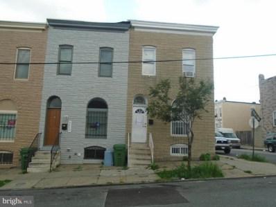 2511 Jefferson Street, Baltimore, MD 21205 - MLS#: 1002252932