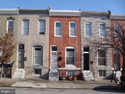 421 Montford Avenue, Baltimore, MD 21224 - MLS#: 1002253096