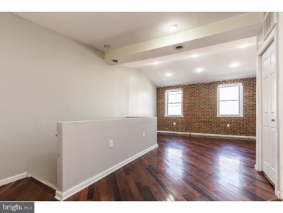 1233 N 16TH Street UNIT C, Philadelphia, PA 19121 - MLS#: 1002253516