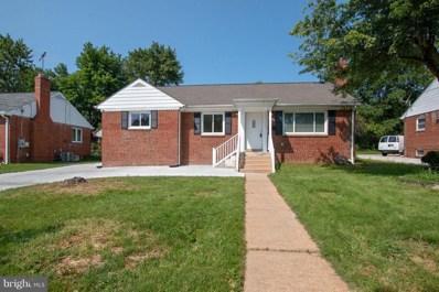 5914 Erving Street, Springfield, VA 22150 - #: 1002253700