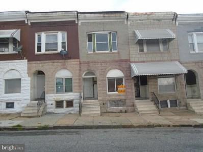 1742 Lanvale Street, Baltimore, MD 21213 - MLS#: 1002253830