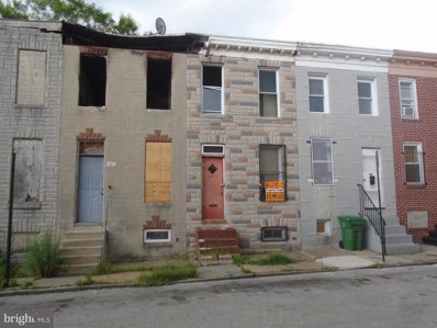 1312 Spring Street N, Baltimore, MD 21213 - #: 1002253868