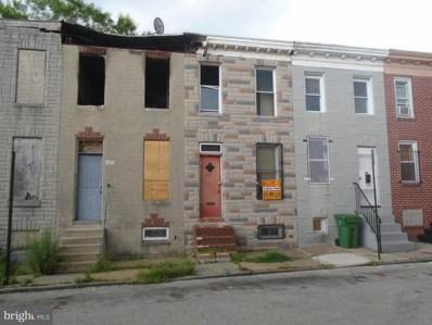 1312 Spring Street N, Baltimore, MD 21213 - #: 1002253868