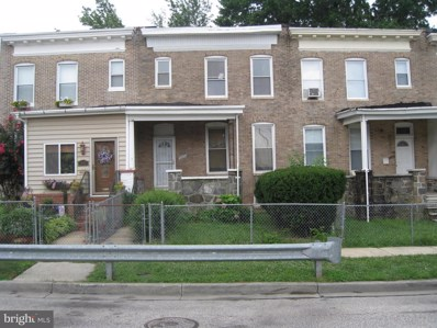 1845 29TH Street, Baltimore, MD 21218 - #: 1002253916
