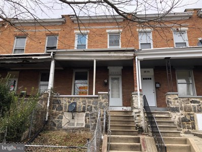 2608 Aisquith Street, Baltimore, MD 21218 - #: 1002254022