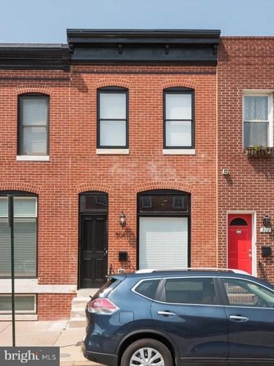 304 Clinton Street, Baltimore, MD 21224 - #: 1002254026