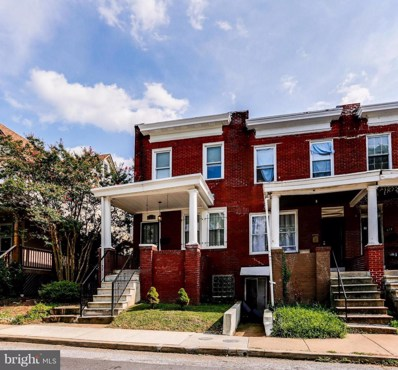 619 38TH Street E, Baltimore, MD 21218 - #: 1002254096