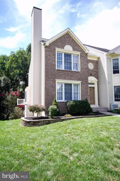 1063 Wingate Court UNIT G-1, Bel Air, MD 21014 - #: 1002254348