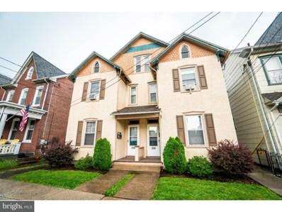 516 N Franklin Street, Pottstown, PA 19464 - MLS#: 1002254446