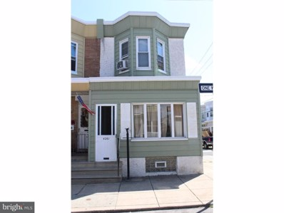 4261 Salmon Street, Philadelphia, PA 19137 - MLS#: 1002255488