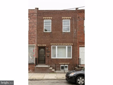 2633 Tasker Street, Philadelphia, PA 19145 - MLS#: 1002255522
