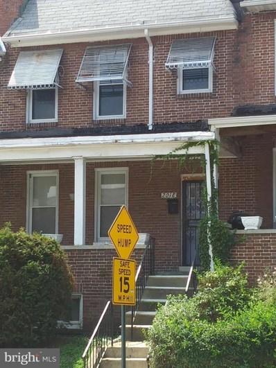 2018 Bentalou Street N, Baltimore, MD 21216 - MLS#: 1002255612