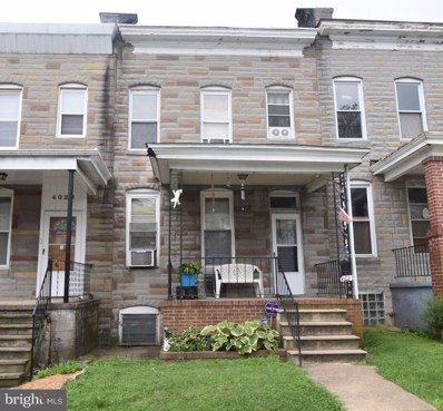 4027 Belwood Avenue, Baltimore, MD 21206 - MLS#: 1002256818