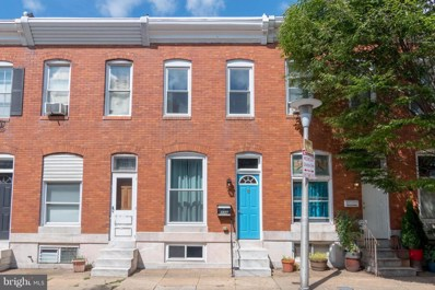 336 Robinson Street S, Baltimore, MD 21224 - MLS#: 1002256838