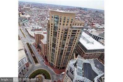 675 President Street UNIT 1903, Baltimore, MD 21202 - #: 1002257002
