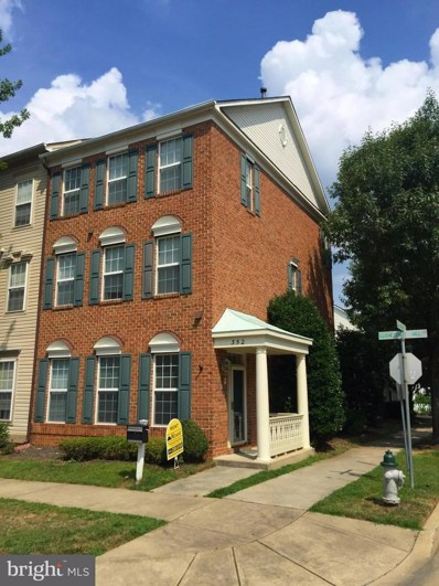 352 Chestnut Hill Street, Gaithersburg, MD 20878 - MLS#: 1002258608
