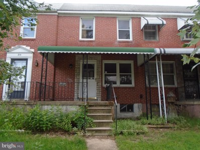 316 Leeanne Road, Baltimore, MD 21221 - #: 1002259000