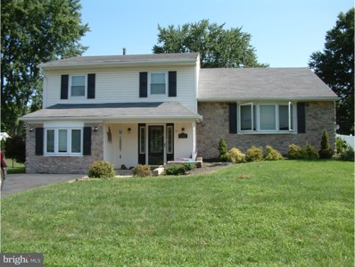341 Bloomfield Road, Warminster, PA 18974 - MLS#: 1002259048