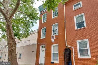 1741 Bank Street, Baltimore, MD 21231 - #: 1002259250
