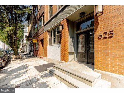 625-27 Bainbridge Street UNIT 4, Philadelphia, PA 19147 - MLS#: 1002259482