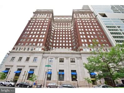 1600-18 Arch Street UNIT 1411, Philadelphia, PA 19103 - MLS#: 1002259606