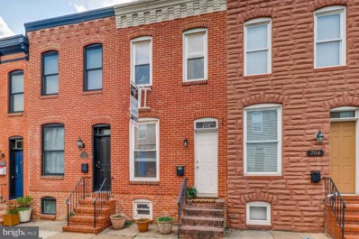706 Robinson Street S, Baltimore, MD 21224 - #: 1002259714