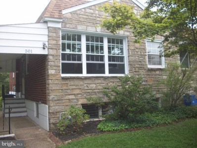 501 E Roberts Street, Norristown, PA 19401 - #: 1002260450