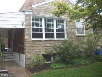 501 E Roberts Street, Norristown, PA 19401 - MLS#: 1002260450