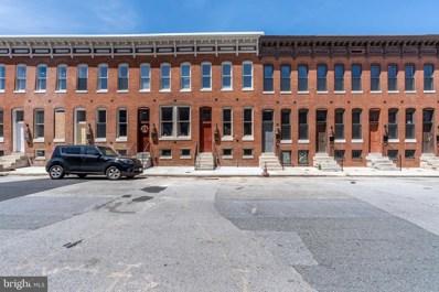 1224 Gay Street, Baltimore, MD 21213 - #: 1002260710