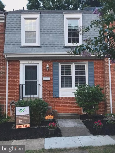 2353 Horseferry Court, Reston, VA 20191 - MLS#: 1002261312