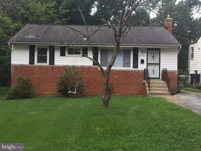 9213 4TH Street, Lanham, MD 20706 - MLS#: 1002261532